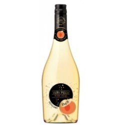 Very Pech' Pep's Vin Blanc Aromatisé Pêche Pétillant