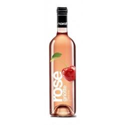 Vin Rosé Aromatisé Saveur Griotte