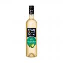 Vin Blanc Aromatisé saveur Citron Vert Menthe