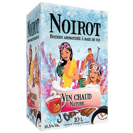 Vin Chaud en cubi 10 L aromatisé Cannelle et Girofle