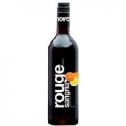 Vin Rouge Aromatisé Saveur Sangria Rouge