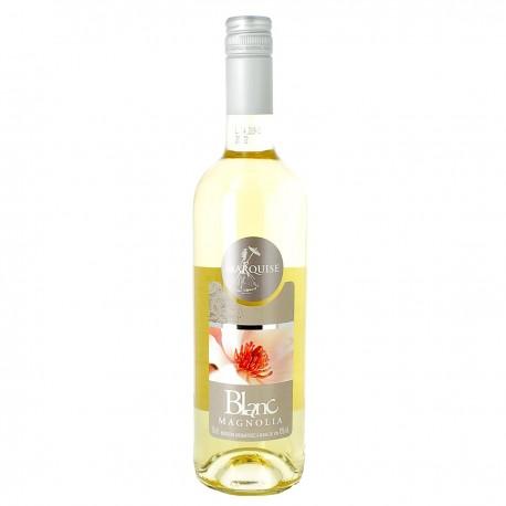 Vin Blanc Aromatisé au Magnolia Marquise Drôme Provençale d'Eyguebelle