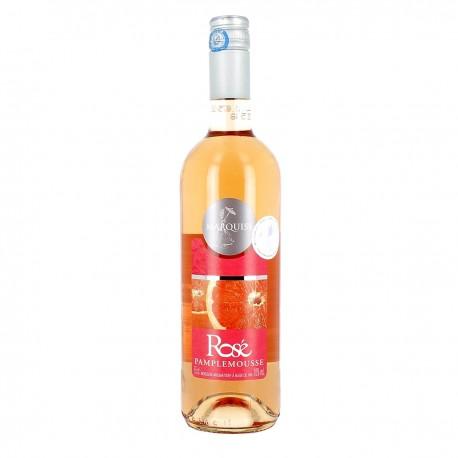 Vin Rosé Aromatisé au Pamplemousse Marquise Drôme Provençale d'Eyguebelle