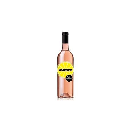 VERY Lemon Vin Rosé Aromatisé au Citron